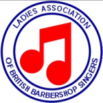 We are a member of the Ladies Association of British Barbershop Singers