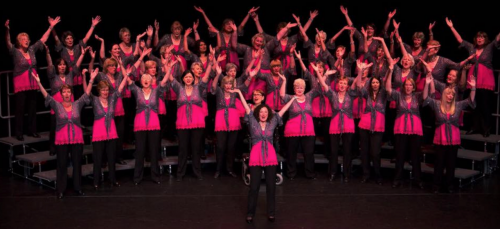 About us — Junction 14 Ladies A Cappella